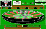 Trump Castle: The Ultimate Casino Gambling Simulation DOS Playing the Roulette (at the Wheel)...