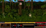 P.O.W. Amiga The jungle - your first mission.