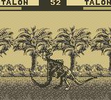 Primal Rage Game Boy Talon vs. Talon