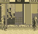 Primal Rage Game Boy Chaos vs. Chaos