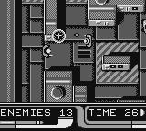 Star Trek: Generations - Beyond the Nexus Game Boy Away mission firefight