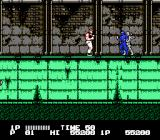 Bad Dudes NES Stage 3