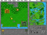Warlords II Scenario Builder DOS The impressive Columns(TM) graphics set shines in the game!
