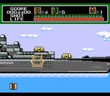 Mechanized Attack NES Taking on the battleship single-handedly