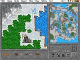 Warlords II Scenario Builder DOS ...and Ice World.