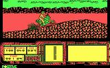 African Trail Simulator DOS Going up a hill (CGA)
