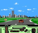 Formula One: Built to Win NES A New York race (1990, so the World Trade Center is still prominent in the skyline)