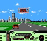 Formula One: Built to Win NES Reaching the goal