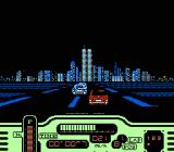 Formula One: Built to Win NES A night race through The Big Apple