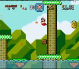 Super Mario World SNES Fire Mario is back!