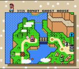 Super Mario World SNES Yellow stages have one exit; red stages two.