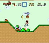 Super Mario World SNES It wouldn't be a Mario game without goombas
