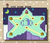 Super Mario World SNES Star Road