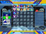 Dance Dance Revolution Windows You can choose between any one of these characters, or more from the Konami DDR website.