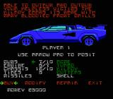 Death Race NES Time to upgrade your car with your beginning allowance