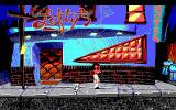 Leisure Suit Larry 1:  In the Land of the Lounge Lizards DOS Lefty's bar - 16 color version (EGA)
