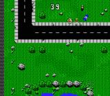 Death Race NES A helicopter attempts to thwart you
