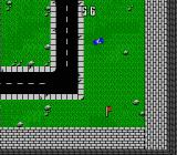 Death Race NES Capture the flag