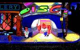 Leisure Suit Larry 1:  In the Land of the Lounge Lizards DOS At the disco - 16 color version (EGA)