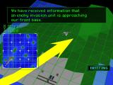 Ace Combat 2 PlayStation You get a detailed mission briefing...
