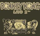 Donkey Kong Land 2 Game Boy TitleScreen