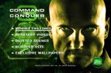 Command & Conquer 3: Tiberium Wars (Kane Edition) Windows Main menu (bonus DVD)
