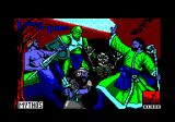 Lords of Chaos Amstrad CPC Loading screen