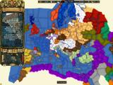 Europa Universalis II Windows Large Byzantine Empire - annexed Mameluks and Georgia