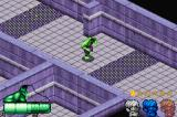 The Incredible Hulk Game Boy Advance Watch out for electrified flooring.