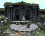 The Elder Scrolls IV: Shivering Isles Windows The Gatekeeper guards the Gates of Madness against enemies of Sheogorath.