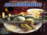 Fragile Allegiance DOS Title screen