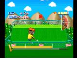 Putter Golf PlayStation Normal practice mode. You can change the slope, the length and the location of the hole