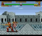 Battle Blaze SNES Close combat attack