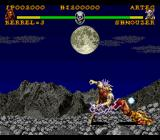 Battle Blaze SNES Shnouzer attacks
