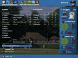 International Cricket Captain Windows Bowling scorecard