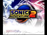 Sonic Adventure 2 Dreamcast Title Screen