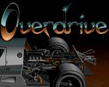 Overdrive Amiga Title screen