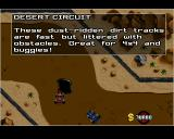 Overdrive Amiga Desert Circuit - description