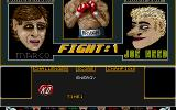 Seconds Out Atari ST The fight preview fades into the actual fight screen