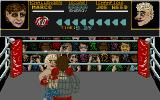 Seconds Out Atari ST The Punch Out view is used again