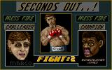 Seconds Out Atari ST Fighter 2