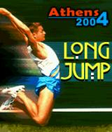 2004 Long Jump J2ME Title Screen