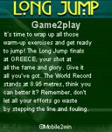 2004 Long Jump J2ME Background story
