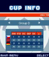 2004 Real Soccer J2ME Group Screen