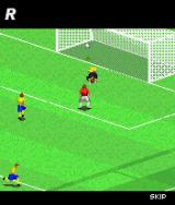2005 Real Soccer J2ME Replay mode