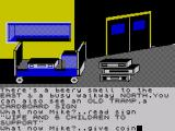 Spy-Trek Adventure ZX Spectrum How can I make that easier for him?
