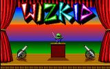 Wizkid: The Story of Wizball II Amiga Opening animation
