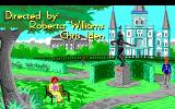 The Colonel's Bequest DOS The intro sequence continues