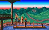 Chambers of Shaolin Amiga Third chamber - test of balance