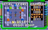 Chip's Challenge Amiga First level